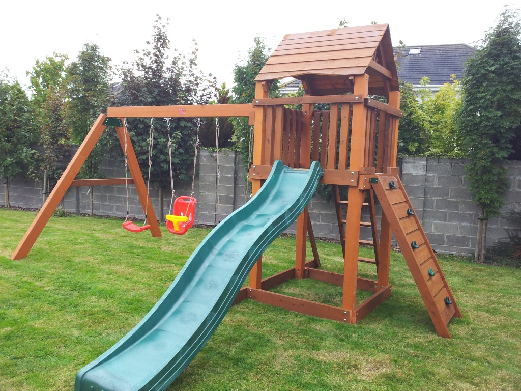 Garden Fun Lydon Playcentre Irish Made Garden Swings