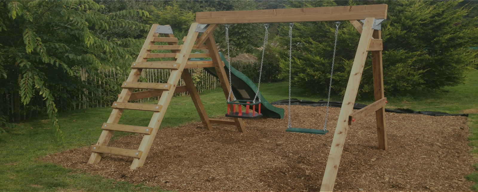 Garden Fun Swings Slides Playcentres (5)